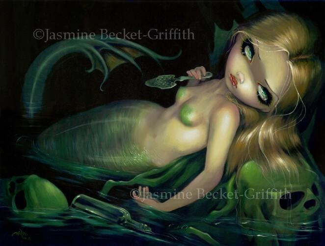 Absinthe Mermaid