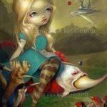 Alice and the Bosch Birds 1