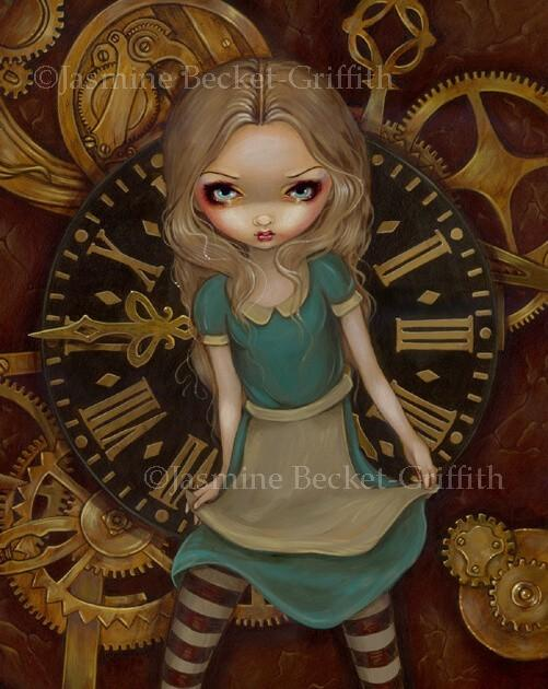 Alice in Clockwork