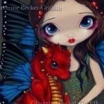 Baby Red Dragon 1