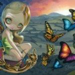 Butterfly Chariot 1