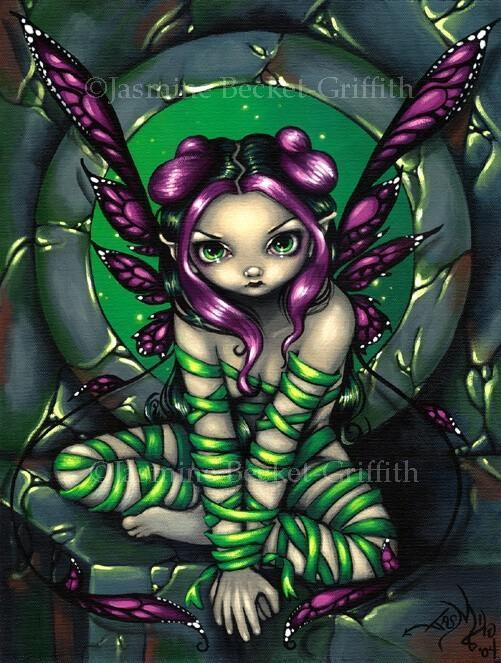 Captive Fairy