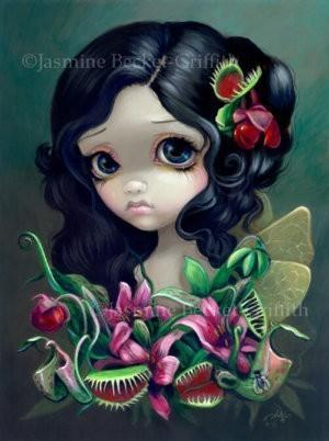 Carnivorous Bouquet Fairy