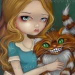 Cheshire Cat Cuddle 1
