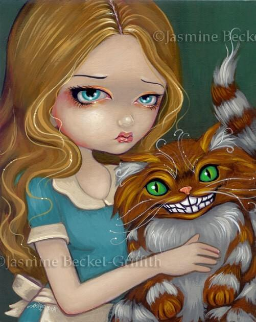 Cheshire Cat Cuddle