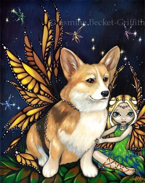 Corgi of the Faeries