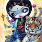 Durga and the Tiger 1