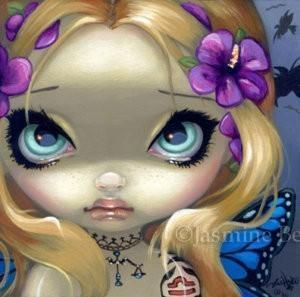 Faces of Faery #133
