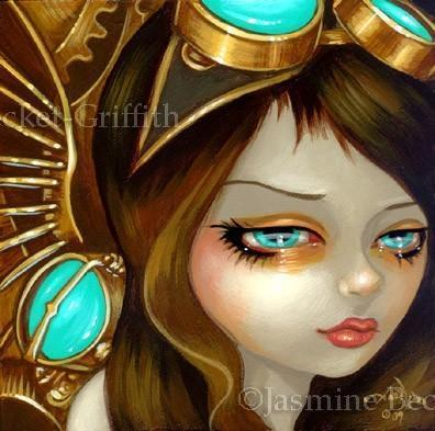 Faces of Faery #34