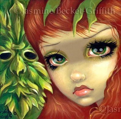 Faces of Faery #98