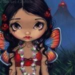 Hawaiian Volcano Fairy 1