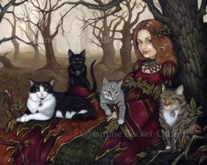 Karen and Her Cats