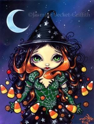 Little Candy Witch