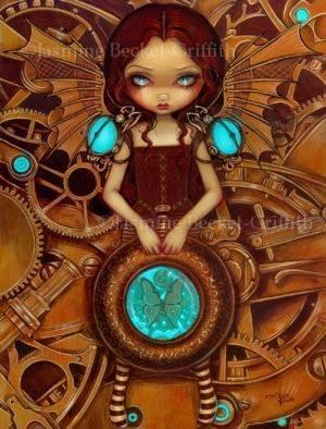 Mechanical Angel I