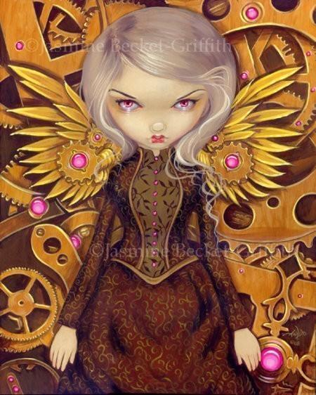 Mechanical Angel II
