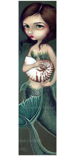 Nautilus Shell Mermaid