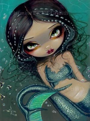 Pearl Swirl Mermaid