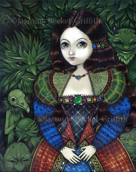 Princess of the Goblins