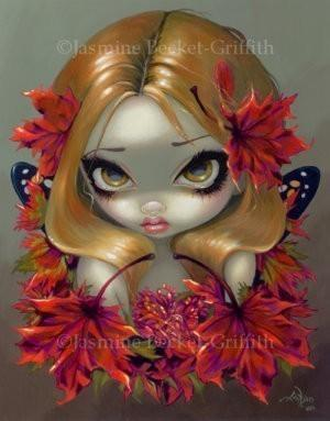 Red Maple Fairy