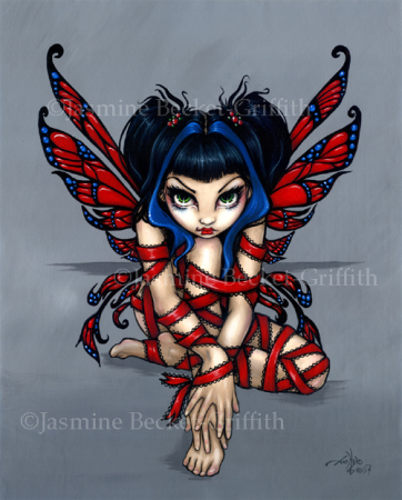 Red Ribbon Fairy
