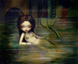 Sewer Mermaid