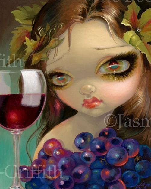Spirits of the Vine:  Merlot