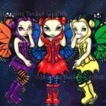 Three Wise Faeries
