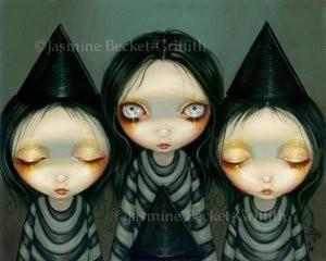 Three Witchy Sisters