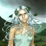 White Witch of the Storm 1