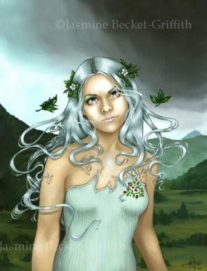 White Witch of the Storm