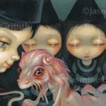 Witchy Sisters: The Pet