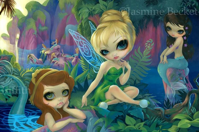 Tinker Bell and the Mermaids