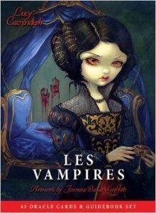 Les Vampires Oracle Deck - preorder at Amazon here:  http://amzn.to/IHSt3V