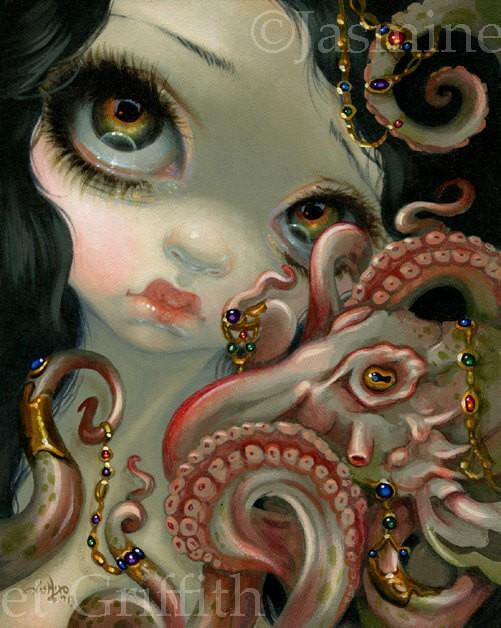 Jeweled Octopus