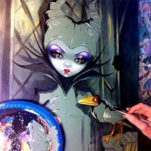 Maleficent WIP
