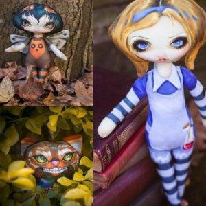 Jasmine Becket-Griffith Dolls