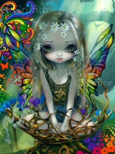 Hippie Fairy Paisley