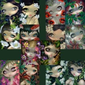 poisonous beauties 14 set