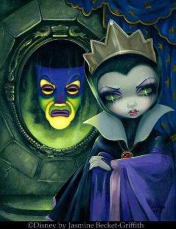 Evil Queen Disney By Jasmine Becket Griffith
