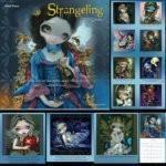 Jasmine Becket-Griffith 2015 Calendar