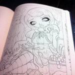 JasmineColoringBookInterior