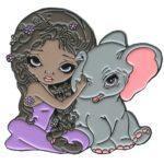 ElephantFriendPin